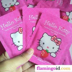 Masker Naturgo Hello Kitty