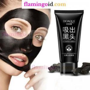 Bioaqua Remove Blackhead Mud Mask Pembersih Komedo