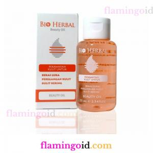 Bio Herbal Beauty Oil Menghilangkan Bekas Luka