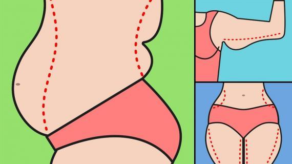 9 Kebiasaan Buruk yang Menyebabkan Berat Badan Tak Kunjung Turun