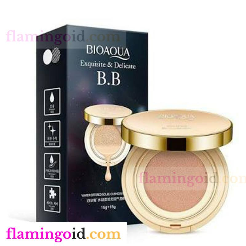 Bioaqua BB Cushion Equisite and Delicate