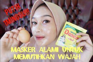Cara Membuat Masker Susu