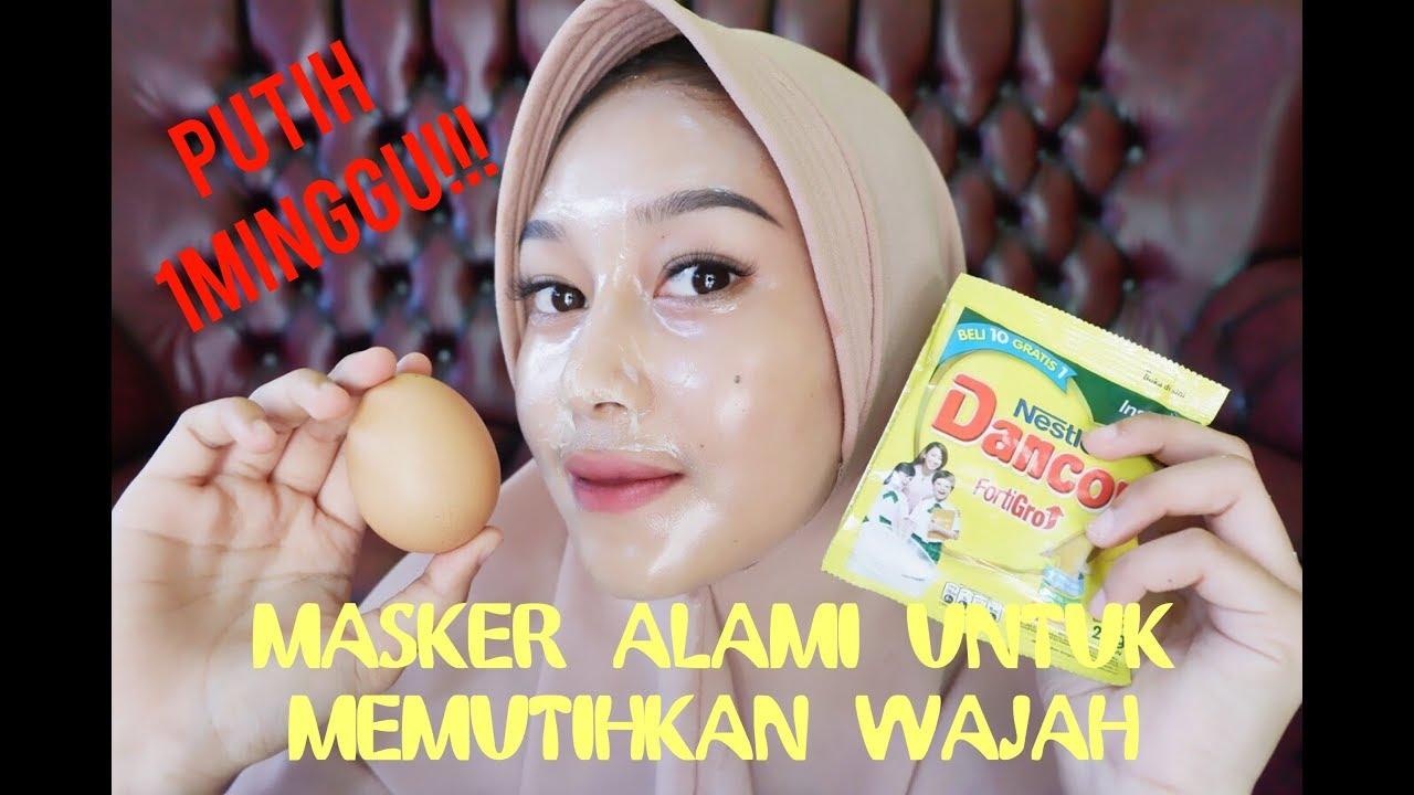 Cara Membuat Masker Susu Sebagai Pemutih Wajah Alami ...
