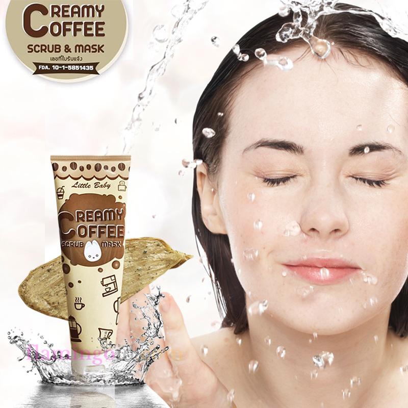 Creamy Coffee Scrub Mask