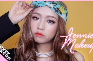 Makeup Tutorial BLACKPINK Jennie