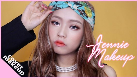 Makeup Tutorial BLACKPINK Jennie