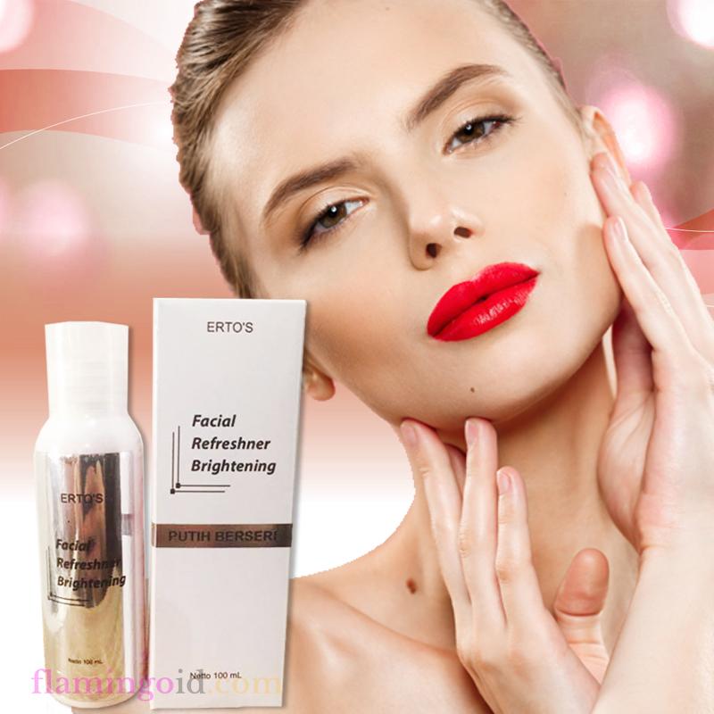 Ertos Facial Refreshner Brightening - Ertos Beauty Care