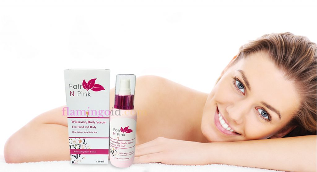 Fair N Pink Body White Serum 120ml