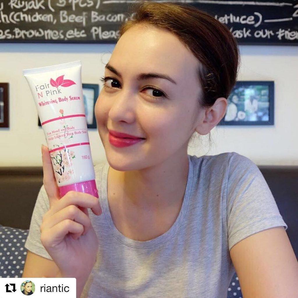 Fair N Pink Whitening Body Serum Produk Skin Care Badan 160ml Ini Mengapa Anda Harus Memilih And Dibadingkan Dengan Ainnya