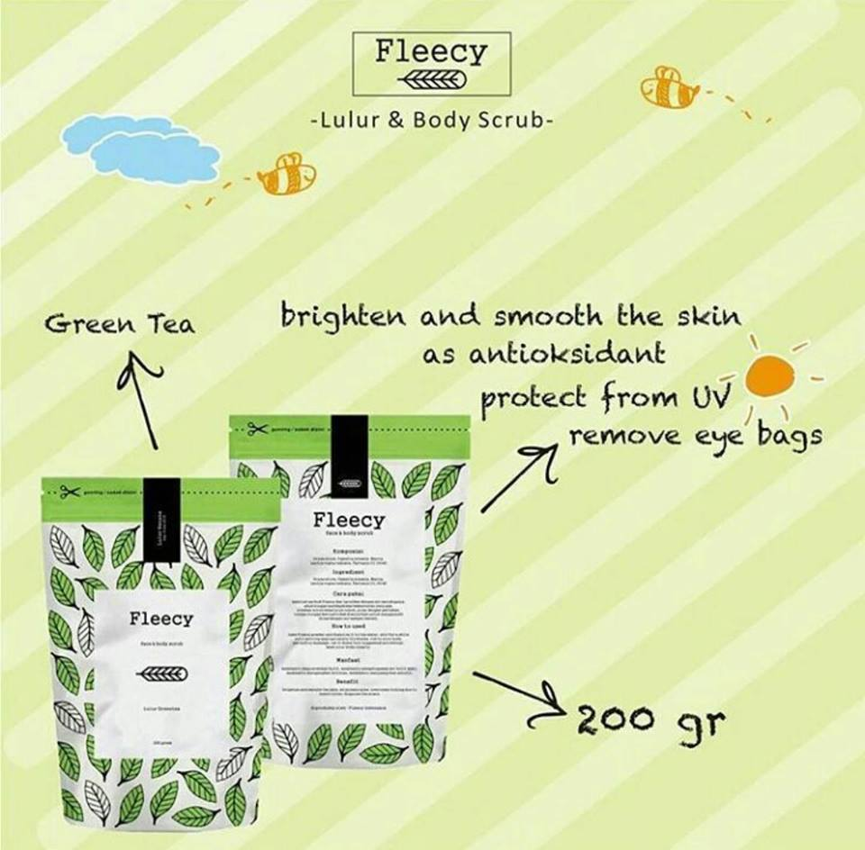 Fleecy Green Tea