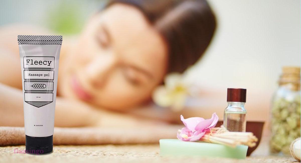Fleecy Slimming Gel - Fleecy Massage Gel