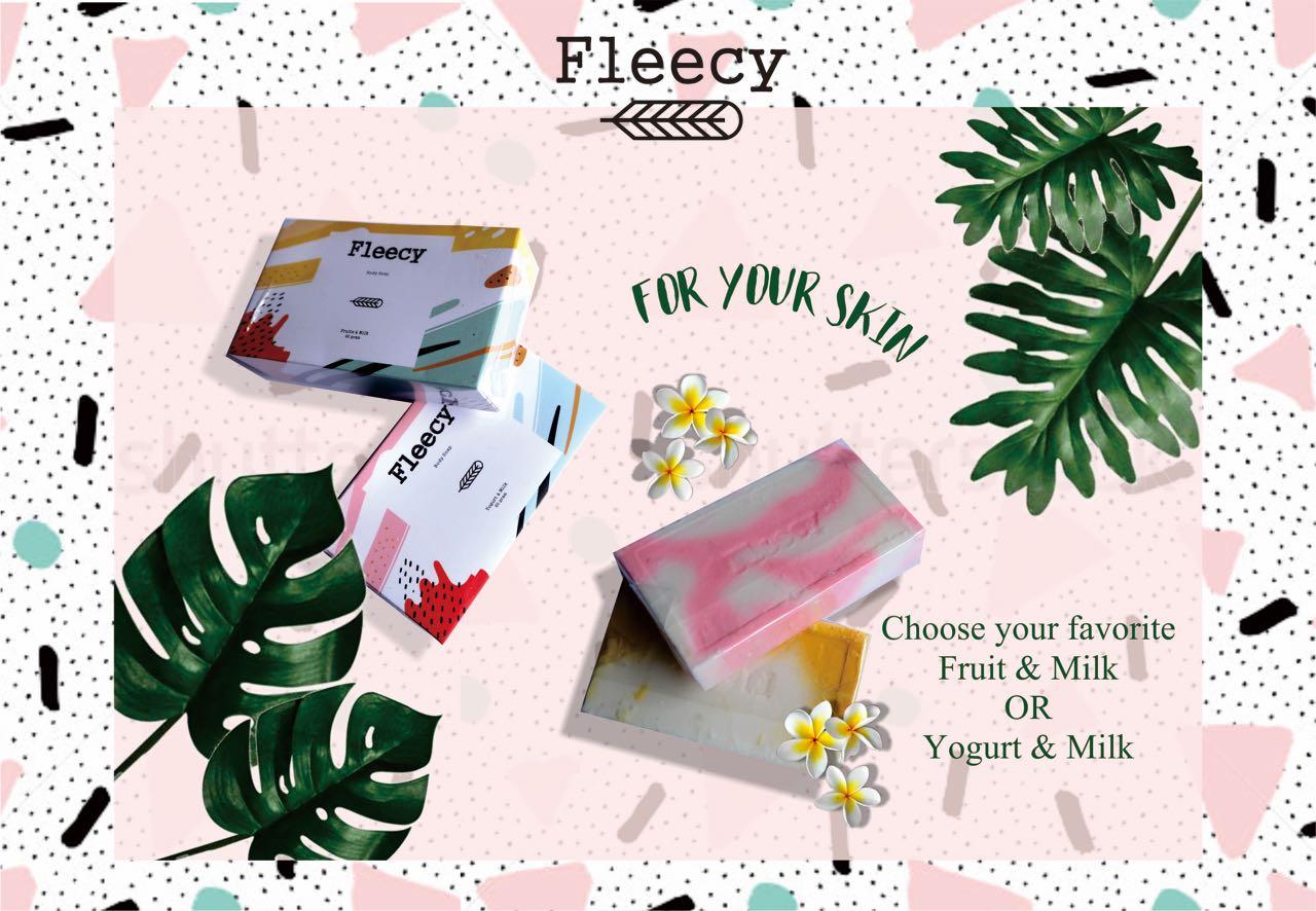Fleecy Soap