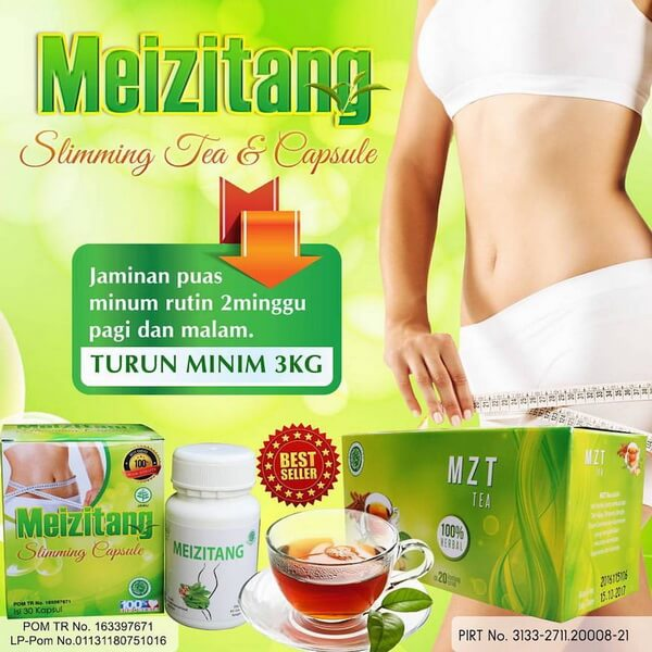 Meizitang Slimming Tea