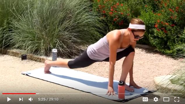 Posisi Yoga untuk Mengecilkan Paha