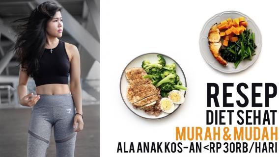 Makanan Sesuai Untuk Diet