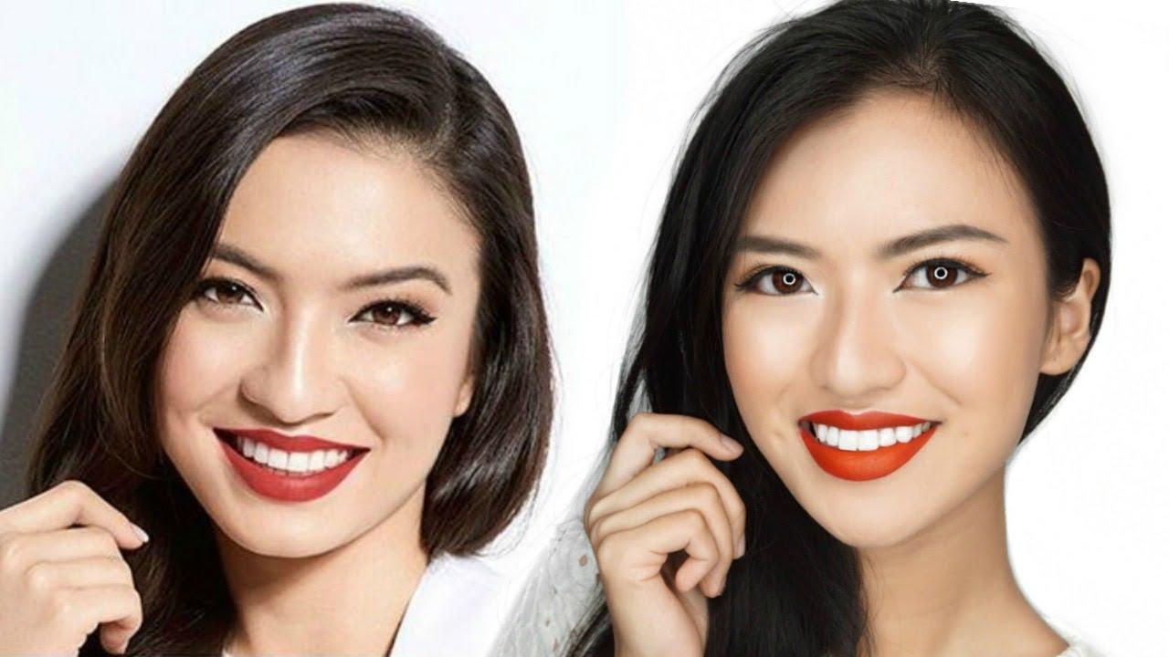 Tutorial Make Up Natural Cantik Seperti Raline Shah