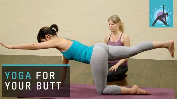 Cara Mengencangkan Bokong dengan Yoga