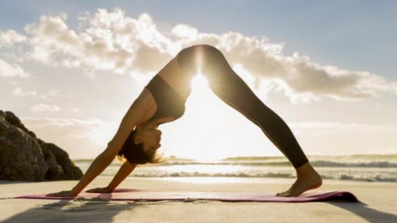 Gerakan Yoga untuk Mengecilkan Betis Secara Cepat Mudah Anda Tiru