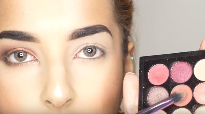 belajar make up mata