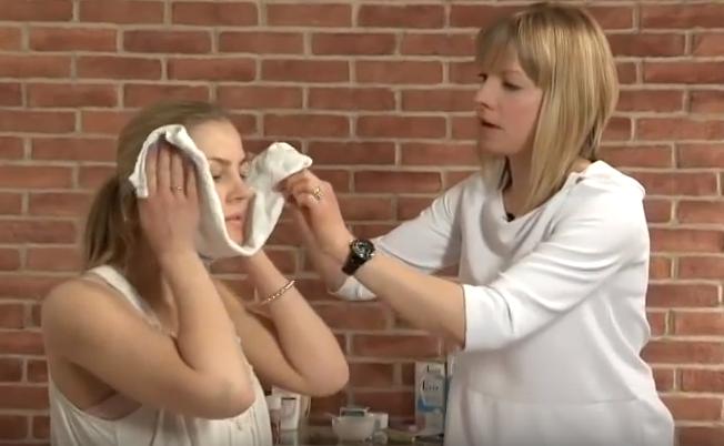 cara membuka pori pori wajah
