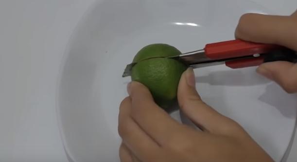 cara menghilangkan ketombe dan rambut rontok dengan jeruk nipis