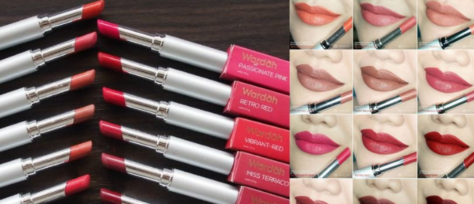 lipstik untuk bibir kering pecah