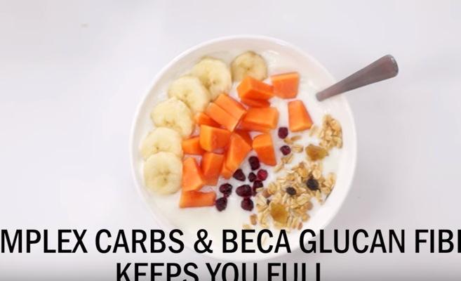 makanan sereal untuk diet