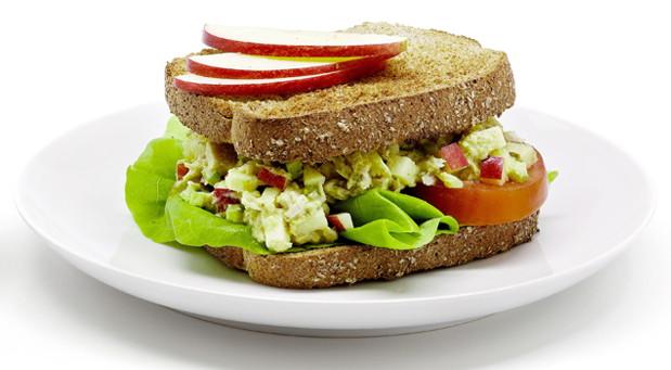 makanan siang untuk diet