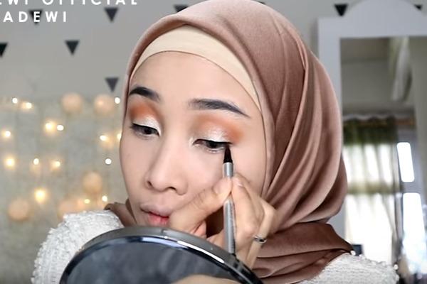 make up simple untuk kondangan