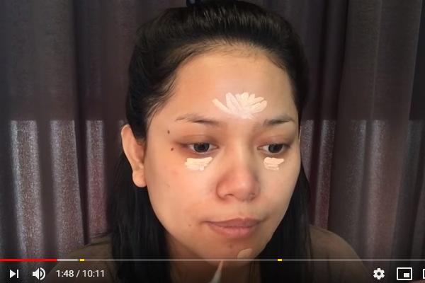 make up yg bagus untuk kulit berminyak