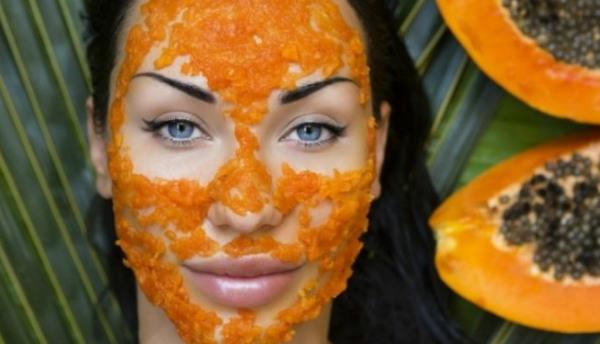 masker herbal untuk memutihkan wajah
