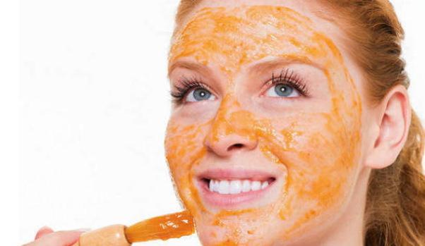 masker pemutih wajah alami rumah