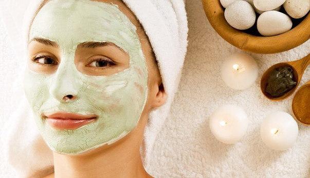 masker pemutih wajah tradisional