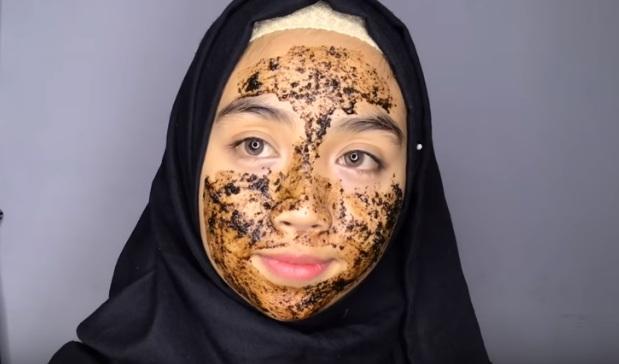 masker penghilang komedo