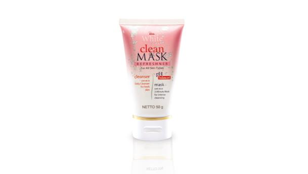 merk masker yang cocok untuk kulit kering