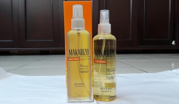 minyak rambut wanita untuk rambut kering