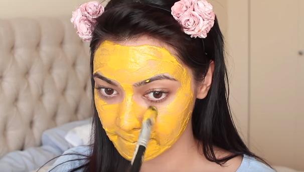 pemutih wajah secara alami