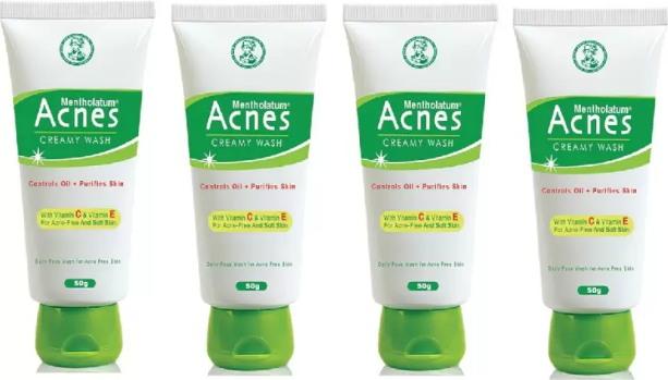 pencuci muka untuk wajah berminyak dan berjerawat