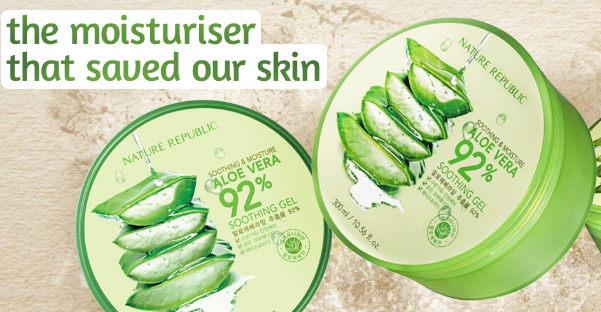 produk pelembab wajah untuk kulit kering