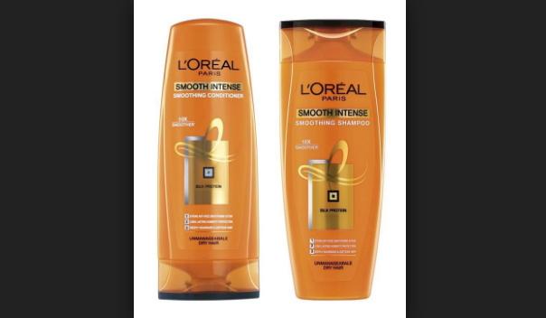 produk shampo untuk meluruskan rambut