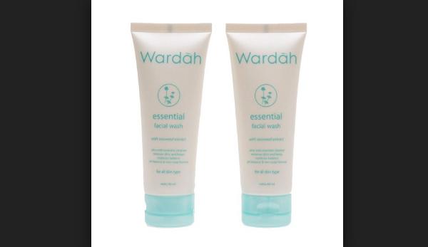 sabun wajah yang cocok untuk kulit kering