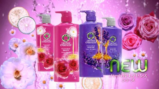 shampo yang cocok untuk rambut kering dan mengembang