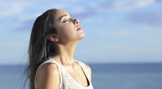 Solusi Melangsingkan Tubuh Hanya Dengan Mengatur Nafas