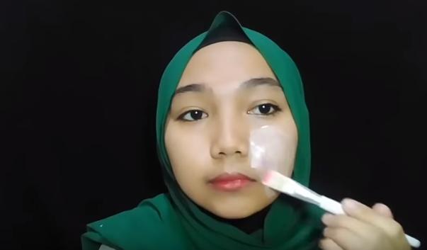 tips memutihkan muka secara alami