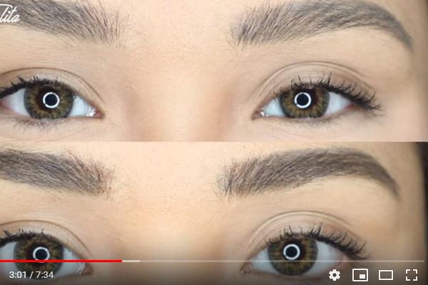 tutorial make up alis