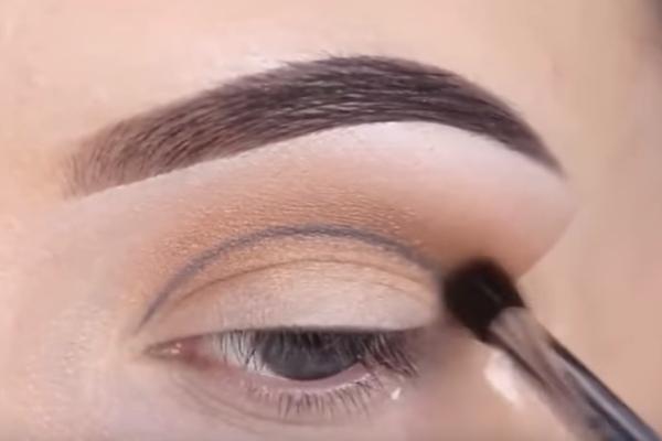 tutorial make up mata pengantin