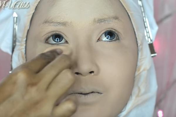 video cara make up pengantin