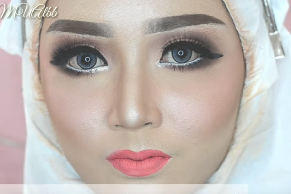 video cara make up pengantin
